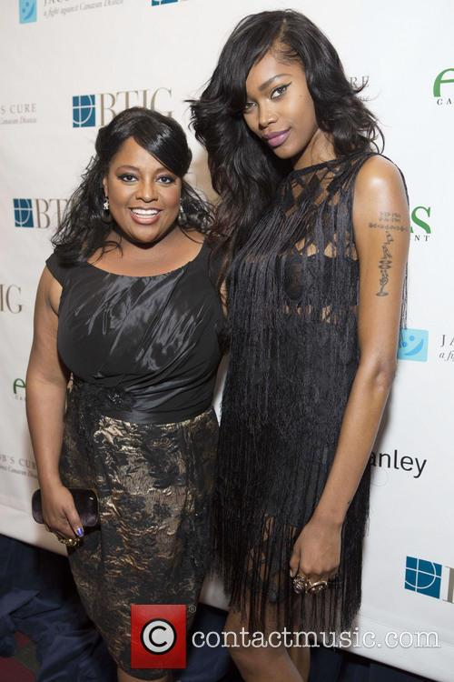 Jessica White and Sherri Shepard 4