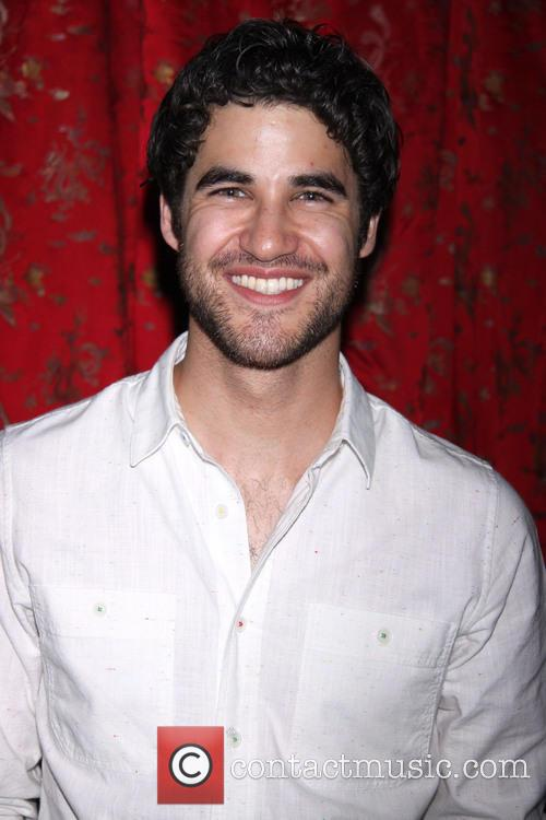 darren criss jane lynchs annie broadway opening 3668880