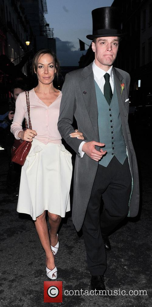 Tara Palmer-Tomkinson leaves Browns hotel