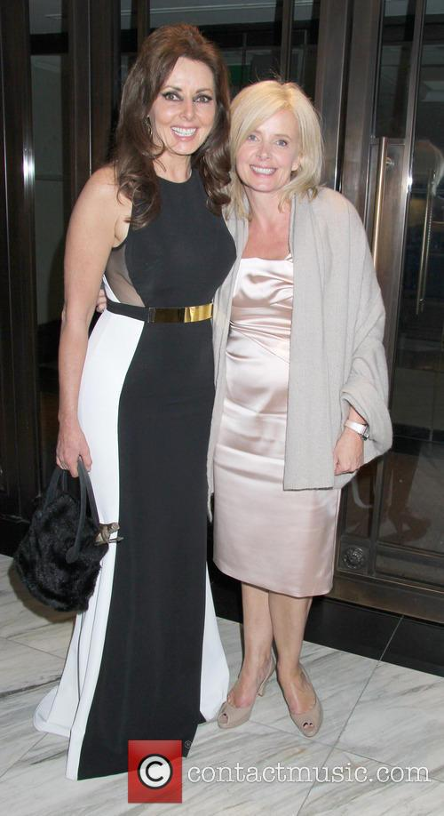 Carol Vorderman and Sally Meen 6