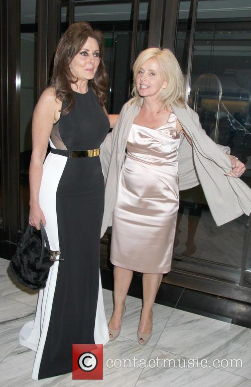 Carol Vorderman and Sally Meen 11
