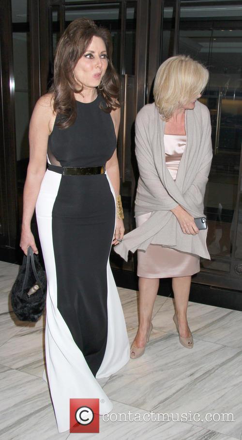 Carol Vorderman and Sally Meen 4