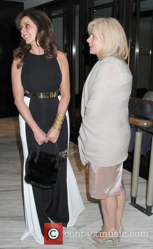 Carol Vorderman and Sally Meen 5