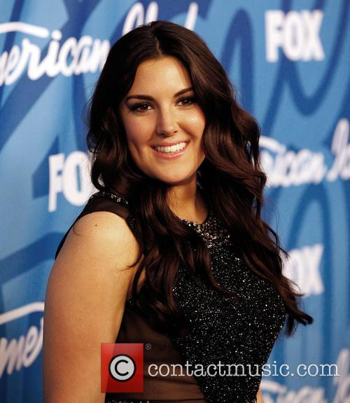 American Idol and Kree Harrison 2