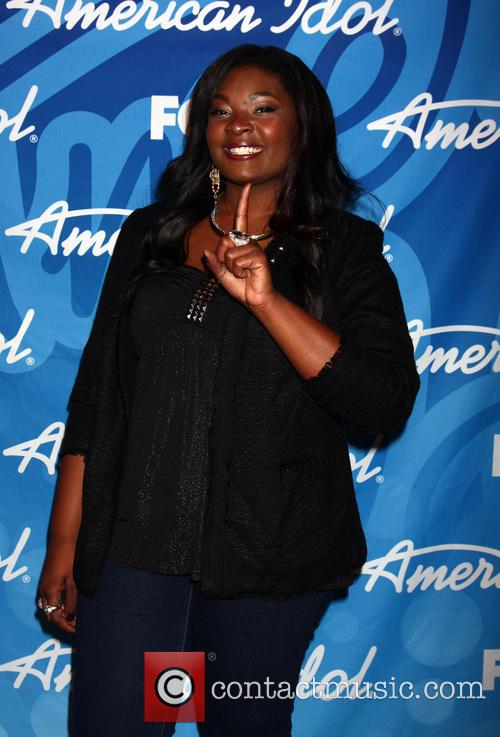 American Idol, Candice Glover, Nokia Theater at LA Live