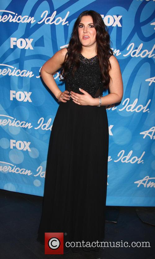 American Idol, Kree Harrison, Nokia Theater at LA Live