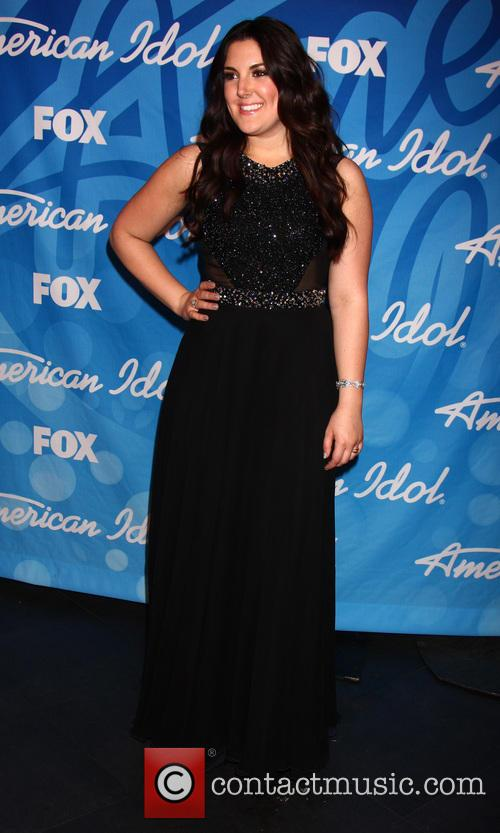 American Idol, Kree Harrison, Nokia Theater at LA Live