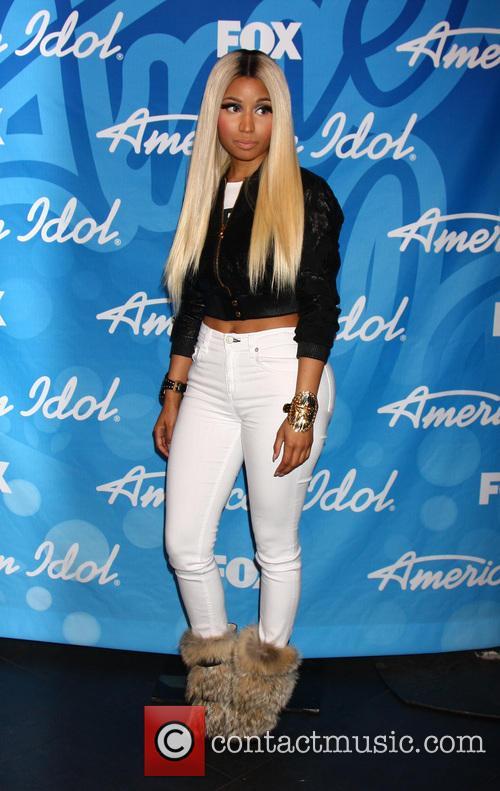 Nicki Minaj, Nokia Theater at LA Live