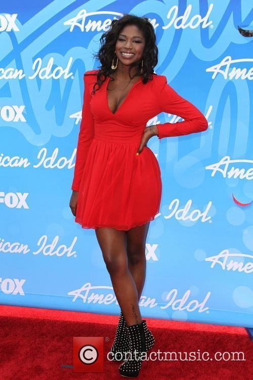 American Idol and Amber Holcomb 1