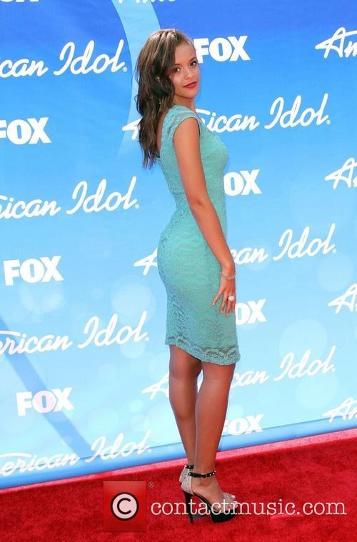 American Idol and Aubrey Cleland 3