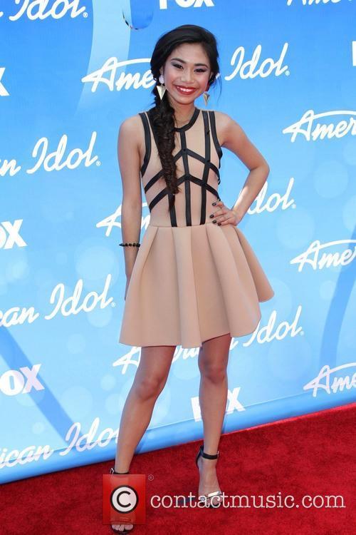 American Idol, Jessica Sanchez, Nokia Theatre L A  Live