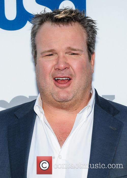 Eric Stonestreet 2013 Usa Network Upfronts 4 Pictures