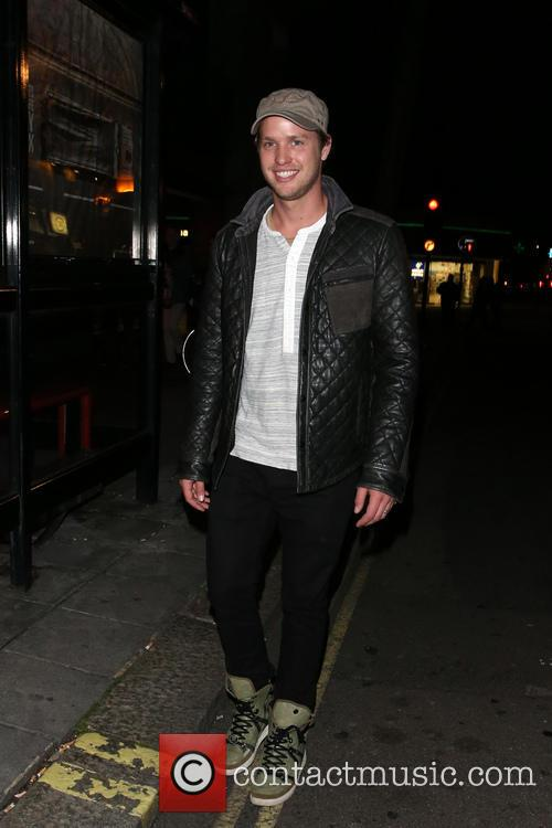 Celebs at All Star Lanes with Prince Harry