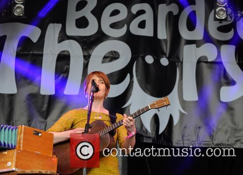 The 2013 Bearded Theory Festival at Kedleston Hall...