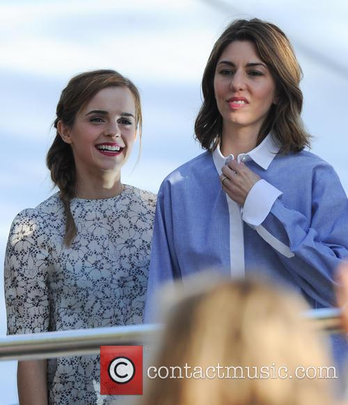 Emma Watson and Sofia Coppala 5