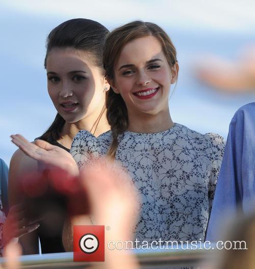 Emma Watson and Sofia Coppala 7
