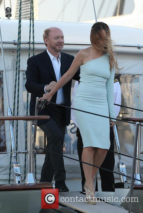 paul haggis celebrities out and about during 3670088