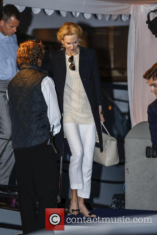 nicole kidman celebrities out and about during 3670168