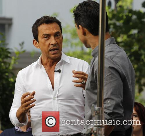Bruno Tonioli and Mario Lopez 10