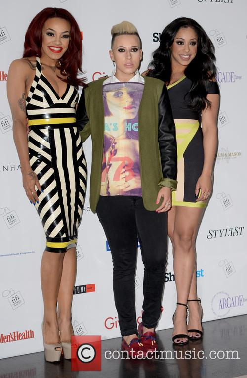 Stooshe, Karis Anderson, Courtney Rumbold and Alexandra Buggs 2