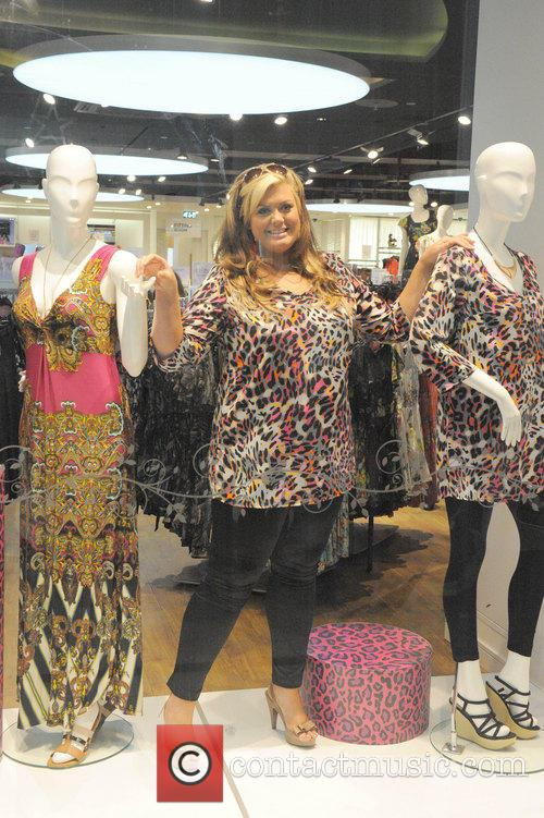 Gemma Collins for Simply Be - Photocall