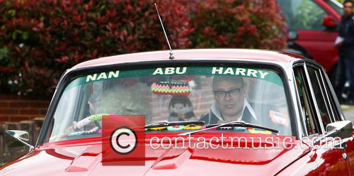 Harry Hill, Julie Walters and Abu 1
