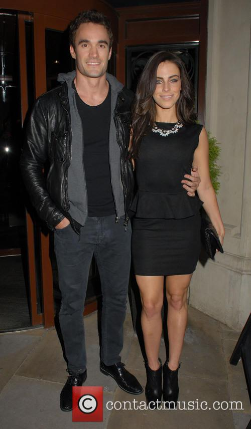 Thom Evans and Jessica Lowndes 3