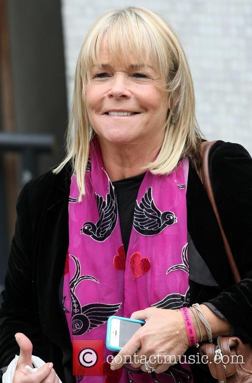 linda robson celebrities at the itv studios 3669226