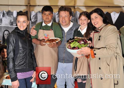 Jamie Oliver, Kirstie Allsopp and Victoria Pendleton 10