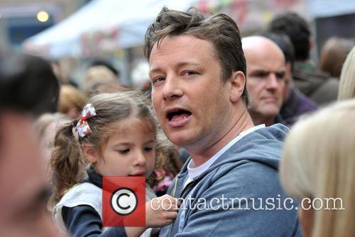 Jamie Oliver and Petal Oliver 3