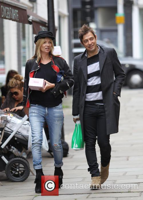 Kate Moss and Jamie Hince 1