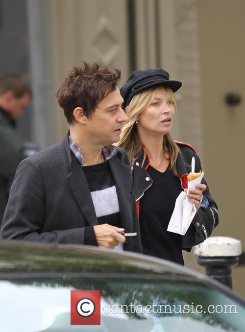 Kate Moss and Jamie Hince 9