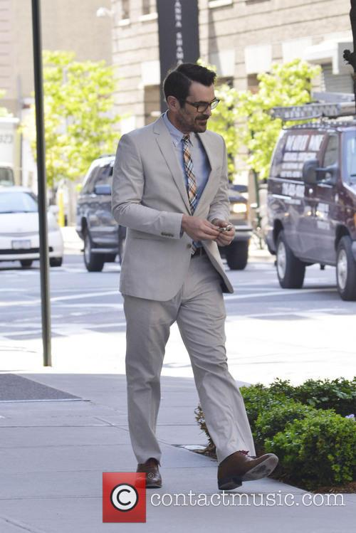 Celebrities out and about in Manhattan