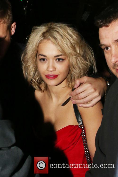 Rita Ora At Proud Camden
