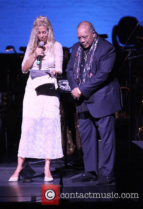 Wendy Atlas Oxenhorn and Quincy Jones 3
