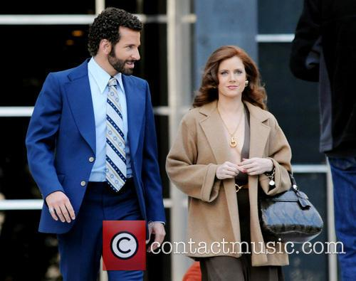 Amy Adams and Bradley Cooper 4