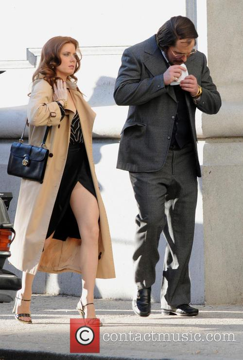 Amy Adams and Christian Bale 7