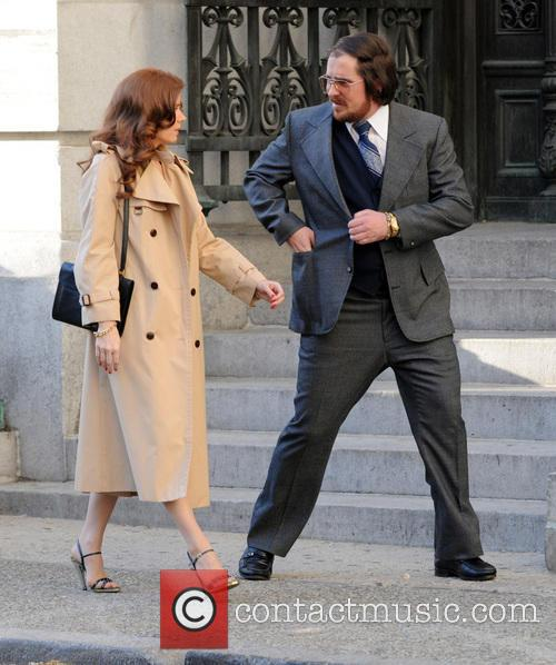 Amy Adams and Christian Bale 8