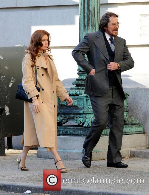 Amy Adams, Christian Bale