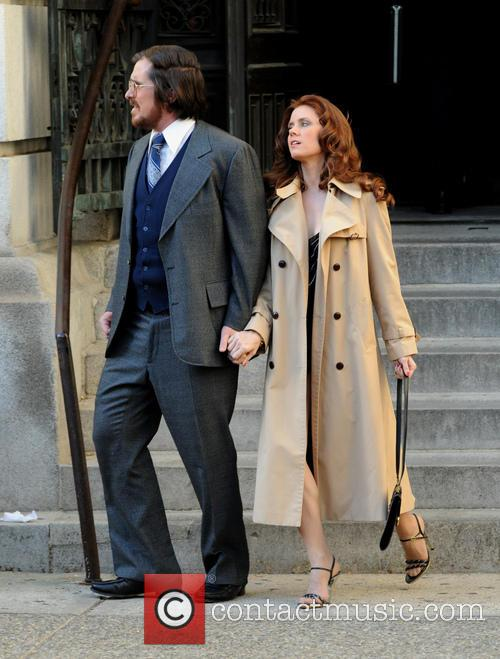 Christian Bale and Amy Adams 2