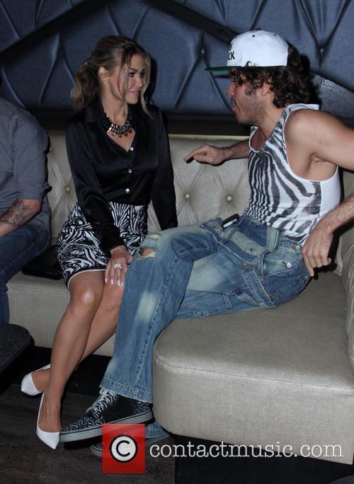 Perez Hilton and Carmen Electra 2