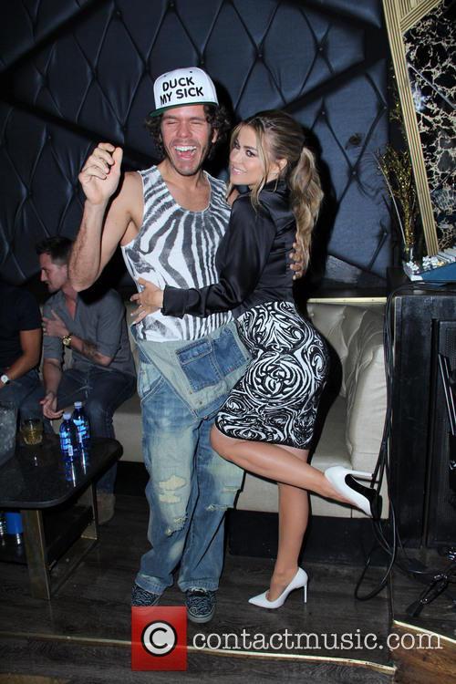 Perez Hilton and Carmen Electra 4