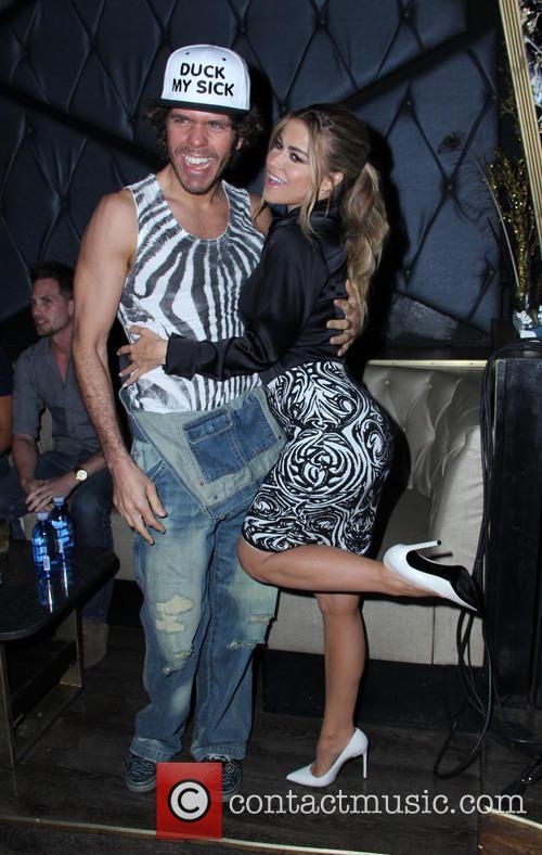 Perez Hilton and Carmen Electra 5