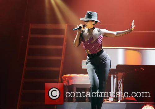 Alicia Keys, Echo Arena Liverpool