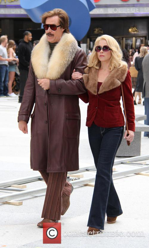 Will Ferrell and Christina Applegate 3