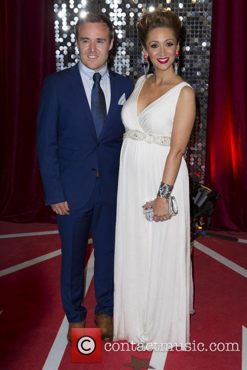 Alan Halsall and Lucy Jo Hudson 4