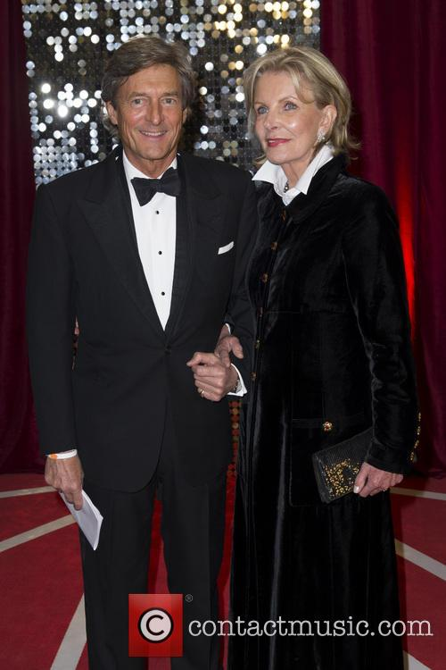 Nigel Havers and Guest 1