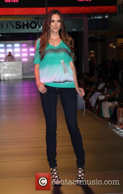 Camila Alves and Model 8