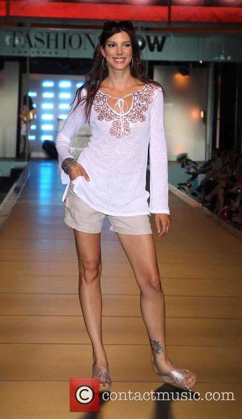 Camila Alves and Model 10