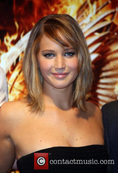 Jennifer Lawrence, Cannes Film Festival